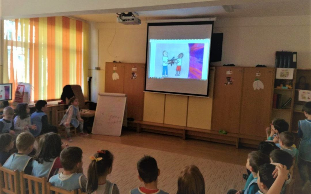 Cosmokidz in Romania—a new and exciting experience