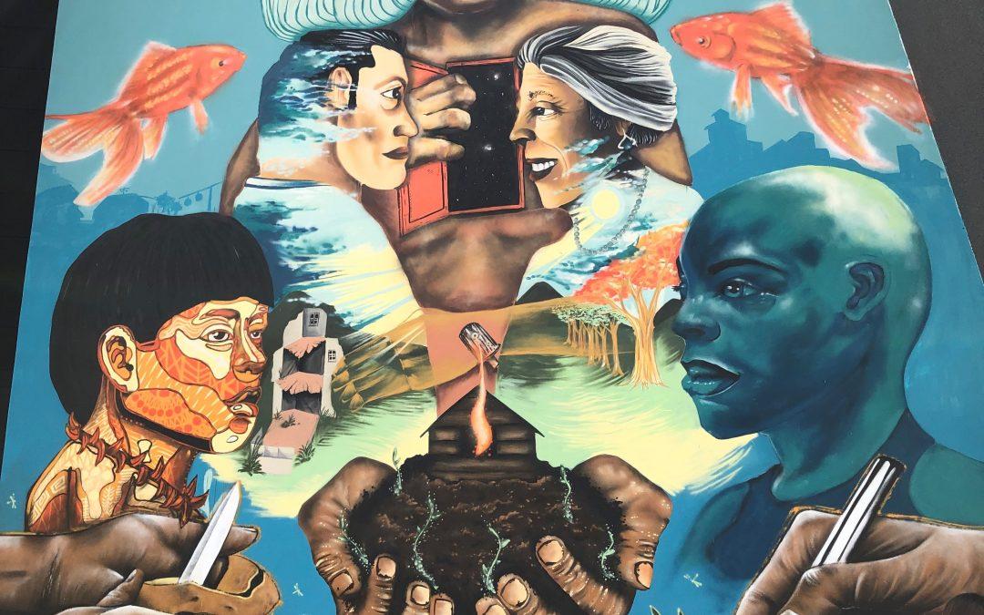 Reconciliation and Graffiti in Medellín